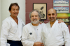Sensei with Michel Hannoyer & Robert Saad - Febr. 2009